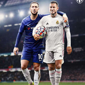 Eden Hazard Will Be Returning To Stafford Bridge, See What Chelsea Fans Are Saying On Social media