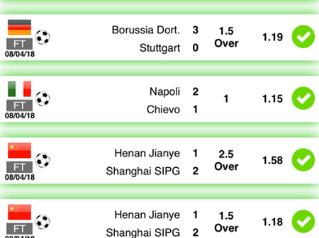 Special home win tips for today
