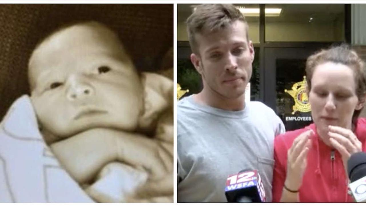 'I Can't Believe the SOB Killed Her Baby': Alabama Dad Who Said Missing 5-Week-Old Son's Safe Return 'Would Mean Everything' Is Now Charged with Murder