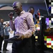 Cocody: heureux après la victoire de sa candidate voici ce qu'un homme à offert aux passants