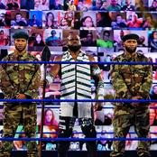 WWE Wrestler Demands For WWE Belt With Nigerian Soldiers