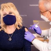 Coronavirus: Dolly Parton marks immunization with Jolene revamp
