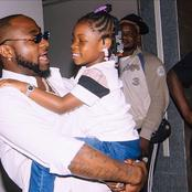 See Beautiful Pictures of Davido's first daughter, Imade Adeleke. (Photos)