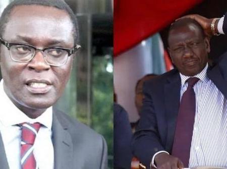 Should DP William Ruto Be Worried of Mutahi Ngunyi's Latest Presidential Predictions?
