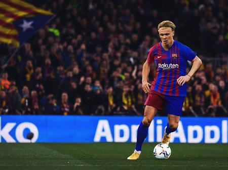 Barcelona Could Announce Signing This Star Forward Next Season