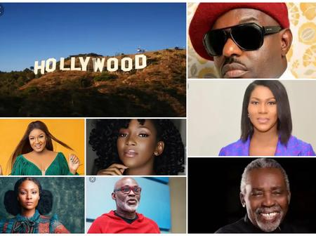 Nigeria Actors And Actresses Who Have Acted In Hollywood