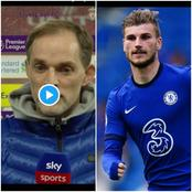 Chelsea-Liverpool: The Actual Reason Chelsea's Coach Started Timo Werner Ahead Of Giroud.(Video)
