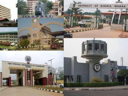 Check Out The List Of Universities That Have Cancelled 2019/2020 Academic Session