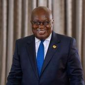 Ghanaians React Massively After Akuffo Addo Revealed This Good News And Caused Massive Stir