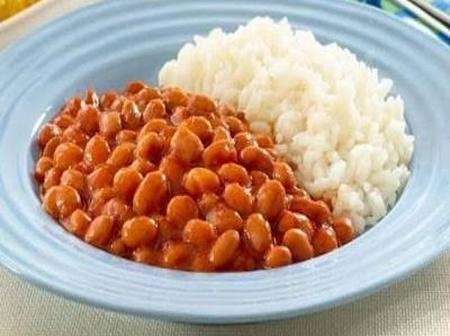 See How I Eat White Rice Without Stew Check Out What I Use