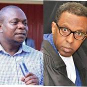 War Of Words After Senior Counsel Ahmednasir Abdullahi Made The Following Remarks Over Raila