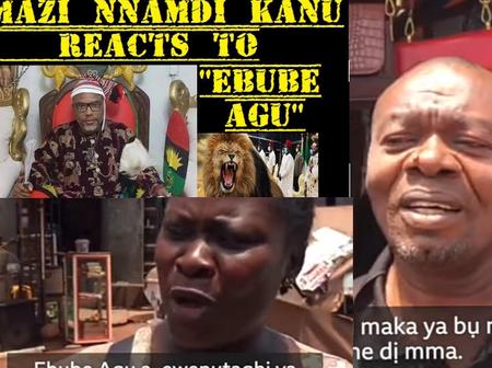 VIDEO: Igbos And Kanu React To 'EBUBE AGU' The New Security Network Formed By SouthEast Governors