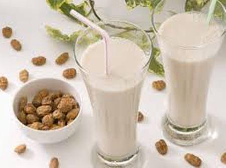 Make your Tigernuts drinks yourself with this four ways and have a super day with families.