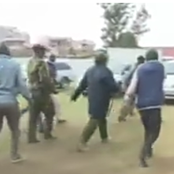 Chaos in London Ward After Mp Nixon Korir is Attacked And Chased Away by Rowdy Youths(Video)