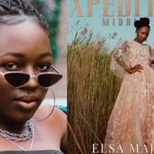 In Her First Asian Magazine Cover Shoot, Elsa Majimbo Looks Gorgeous (Photos)