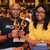 Actress, Mary Njoku Denies Rumours That She & Hubby, Pay Staff Members Who Are Graduate N30k Monthly