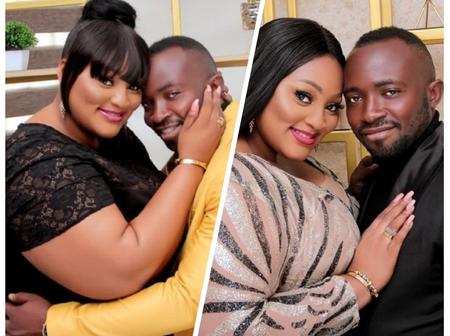 Comedian Oluwatosin Finally Walks Down The Aisle With Lover