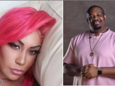 Don Jazzy's Ex-Wife Finally Reacts Over His Revelation, Check Out What She Said