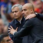 Jose Morinho Hails Pep Guardiola As His Best Colleague In Premier League