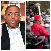 After PDP Members Paid Him A Visit, See What Femi Fani Kayode Said About It