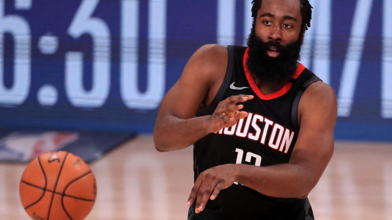 NBA World Reacts To Blockbuster James Harden Trade