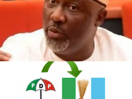 See Dino Melaye's Mesaage To Politicians Who Plans On Leaving PDP For APC That Got Nigerians Talking