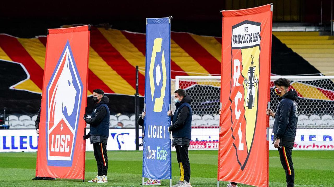 Ligue 1: Lens – Lille, les compos officielles du derby du Nord sont tombées!
