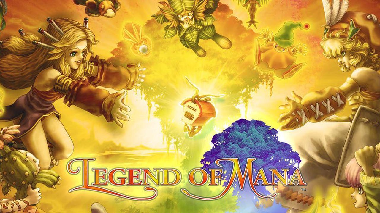Legend of Mana : Vidéo de lancement