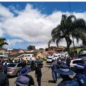 Heroin worth R200 000 busted in Teddy Mafia's storage by these law men