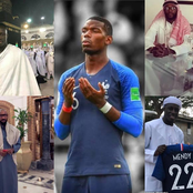 Six professional footballers who are Muslims but have Christian Names.