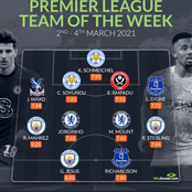 Chelsea & Man City Shock Premier League Team of the Week After Dominating The Best Xi Squad