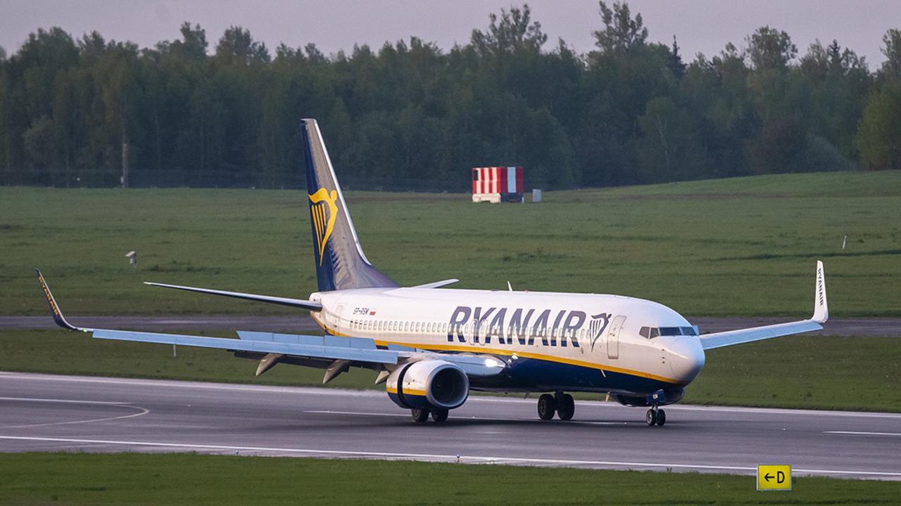 U.S. imposes sanctions on Belarus in response to forced landing of Ryanair flight