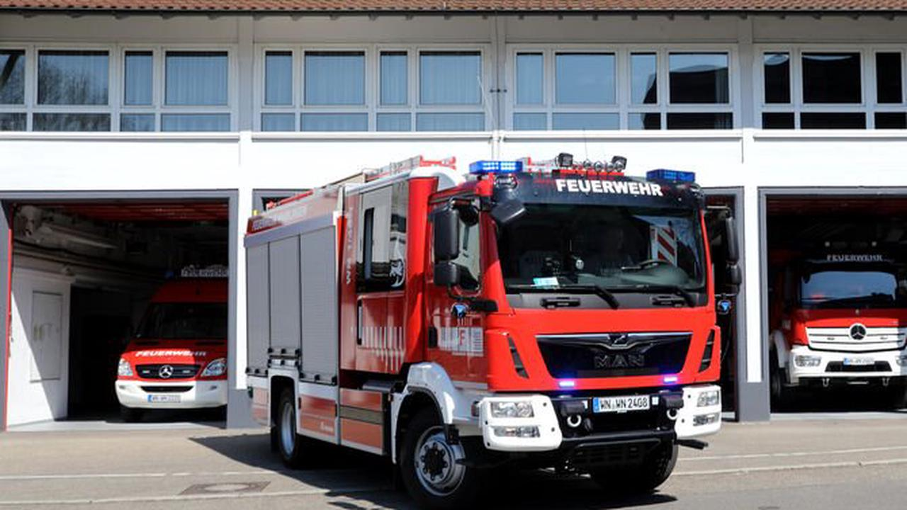 Darum war die Feuerwehr am Freitag (17.9.) bei Stihl in Neustadt im Einsatz