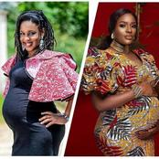 Pregnant Ladies, Here Are The Best Ankara Styles For You - PHOTOS