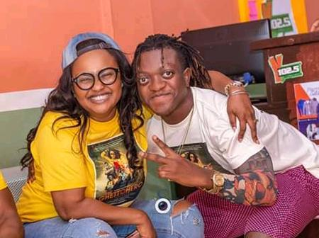7 Times Actor Sumsum Ahoufe Posed With Other Popular Celebrities To Prove That He Is Loved By All