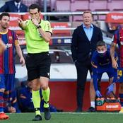 Opinion: What Barca should do instead of worrying about the ref in charge of the Copa del Rey final