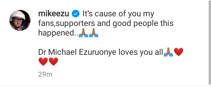 Congratulatory messages as Mike Ezuruonye graduated with doctorate degree from Estam University 12