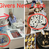 See The Number Of Cakes This Man Got On His Birthday That Stirred Reactions Online