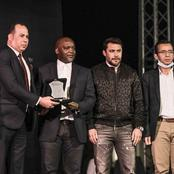 Pitso Mosimane Has Been Named The Best Mananger In Egypt as A result of his Work: See This