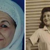 صور نادرة للجميلة فوزية عبد العليم في شبابها.. ناشطة سياسية وعملت في التمريض خلال العدوان الثلاثي