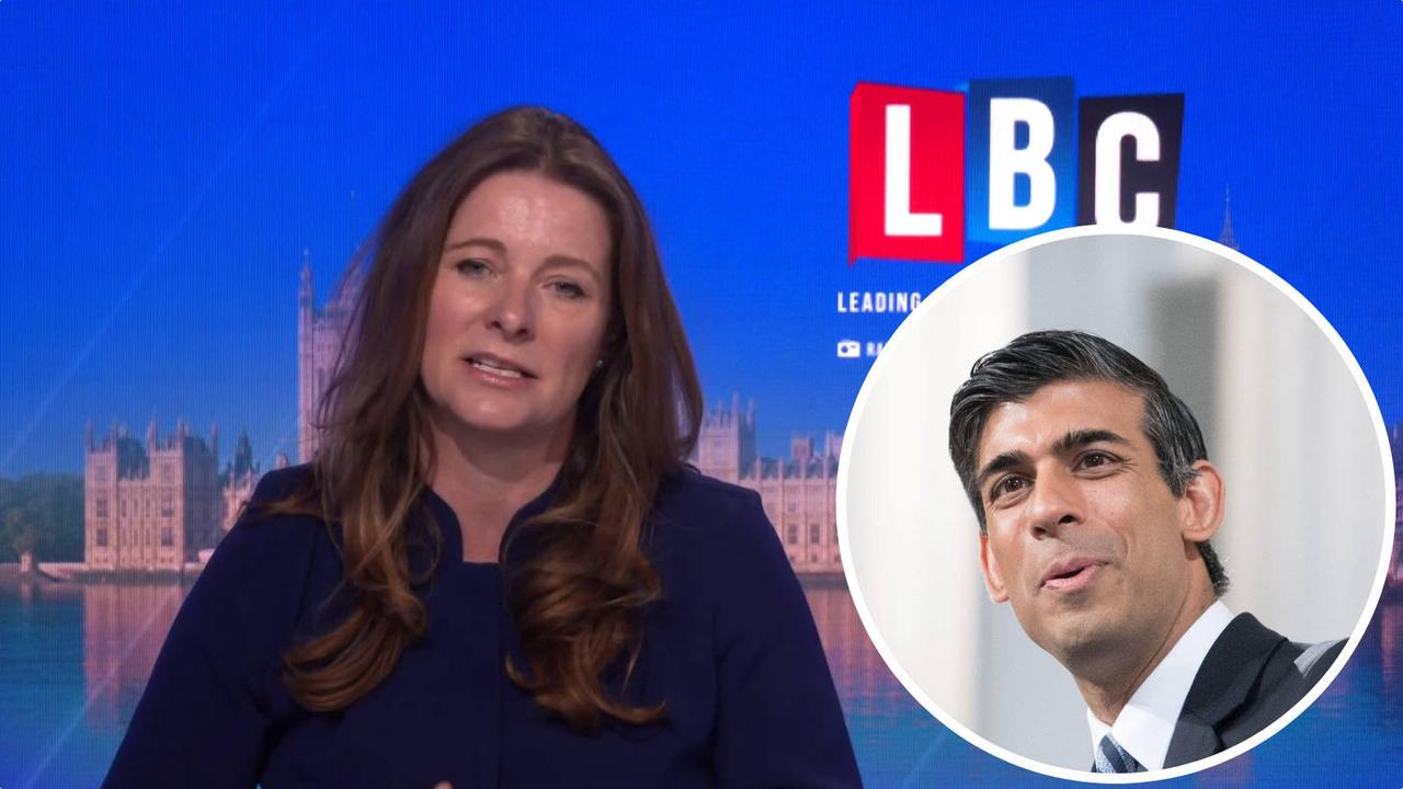 'It's safe to go back to the office,' minister tells LBC after Rishi comments