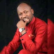 Apostle Johnson Suleman Makes Prophetic Declaration, See What He Said That Got People Talking