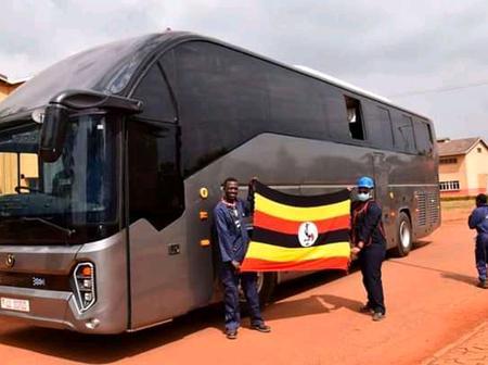 The Ugandan Made Diesel Buses