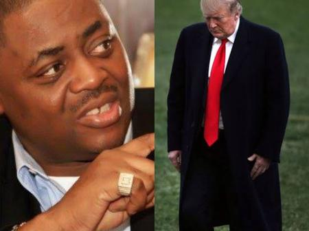 Impeachment: Donald Trump Is Still Eligible To Run For President In 2024— Fani-Kayode