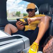 Somizi still wears the marriage rings as spotted on his pictures