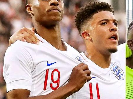 Marcus Rashford Parents Heritage All News Pictures Videos Opera News