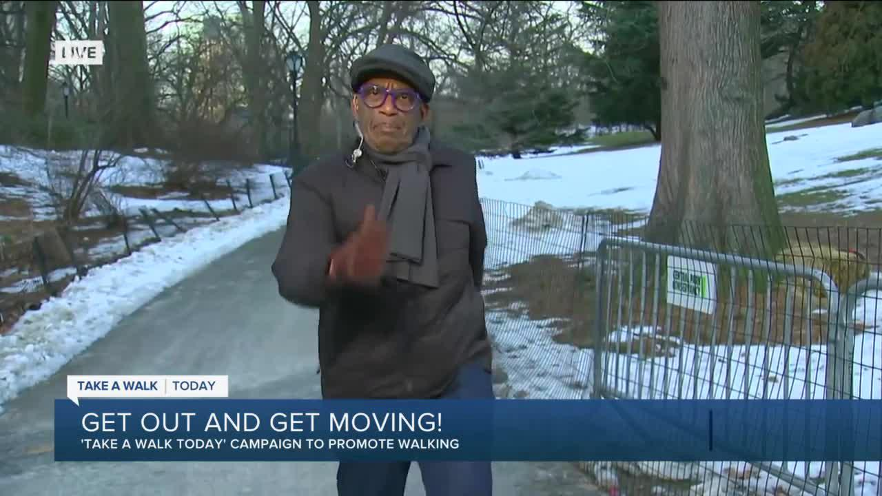 TMJ4's Ryan Jenkins and NBC's Al Roker talk about importance of mental, physical health