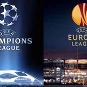 List of Nigerian Players in Next Season's UEFA Champions League and Europa League.