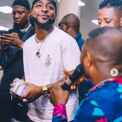 Look at what Cubana Chief Priest said when Davido gave Yinka Ayefele huge amount of money (Photos)