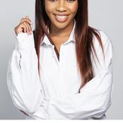 Dintle from Scandal left instagram with stitches with her recent pictures looking dazzling.